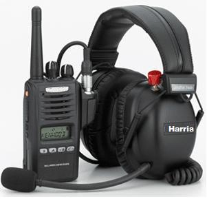 Harris Race Radios