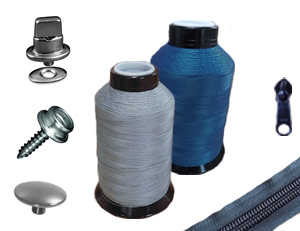 Hardware and Fasteners for marine applications