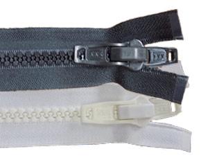 YKK marine zippers