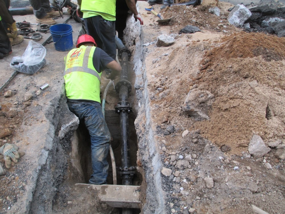 Top 5 Water Main and Sewer Installation Companies in NYC