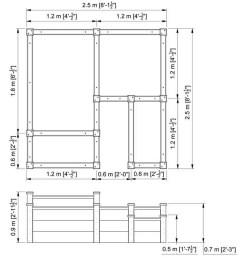 superior raised beds multi tier bespoke design enlarge superior  [ 1600 x 1600 Pixel ]