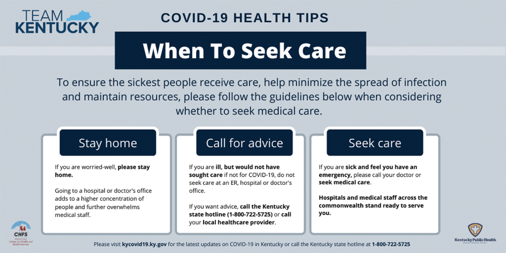 COVID-19 Prevention Tips – The Harrodsburg Herald