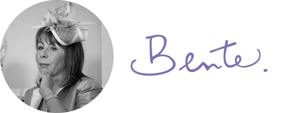 Bente Rowe signature – Harrogate Cosmetic Beauty Clinic.