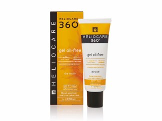 Heliocare 360 Oil Free Gel SPF50