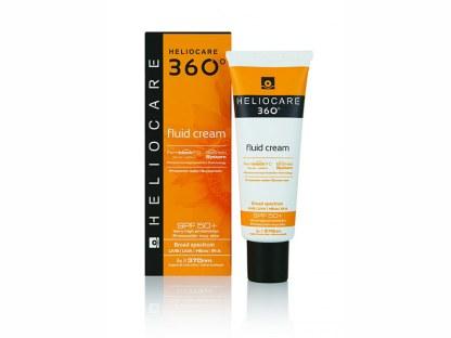 Heliocare Fluid Cream SPF50