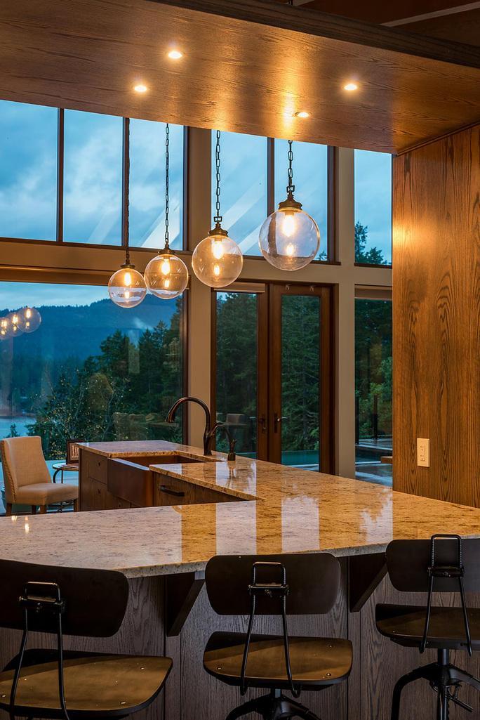 Kitchen Green Reno