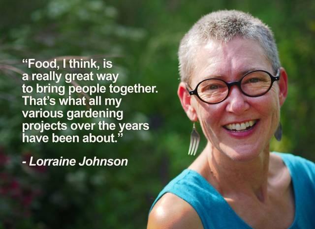 Lorraine Johnson
