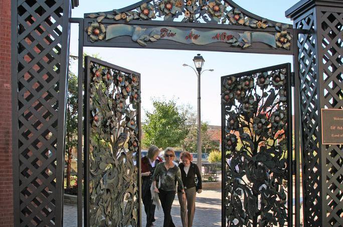 Stratford, Downie Street Gateway