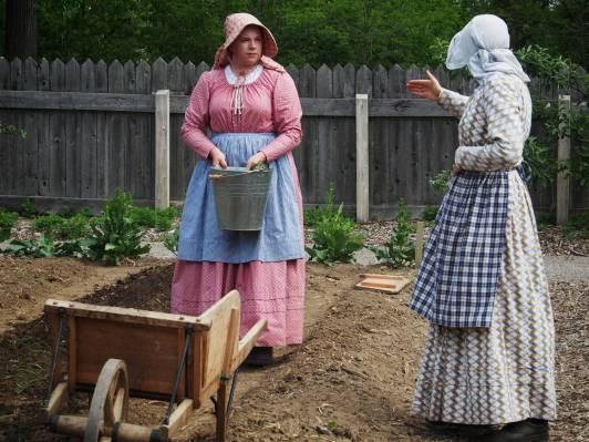Victorian Garden Album 13