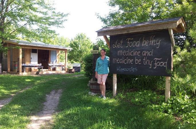 Thyme Again Gardens/Let Food be Thy Medicine