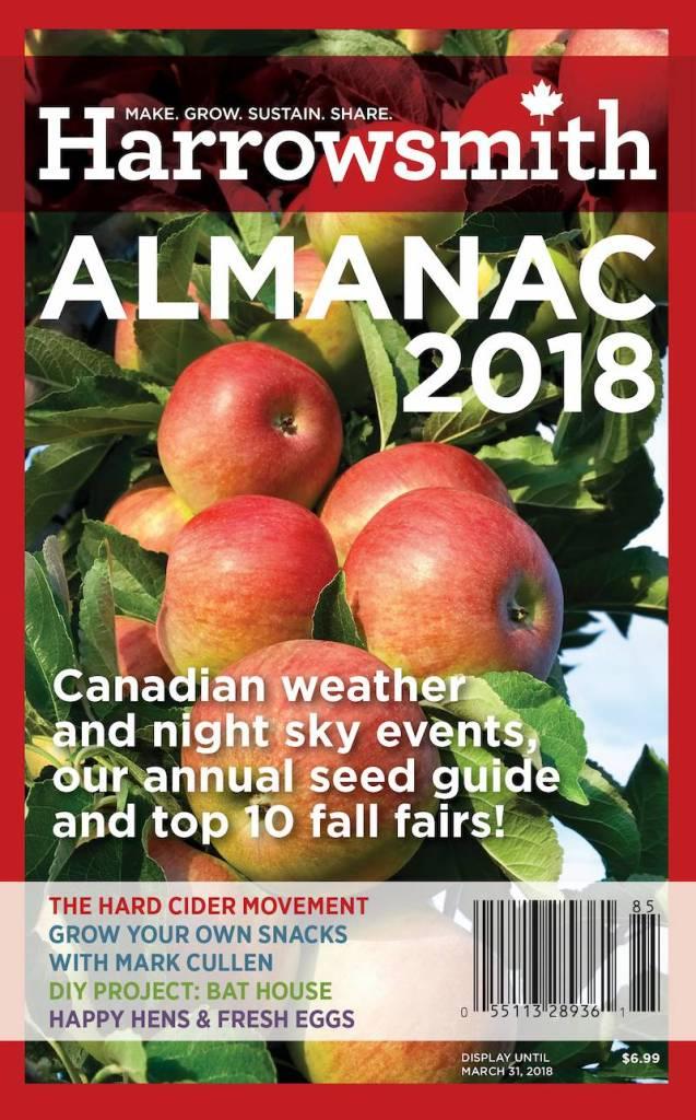 Harrowsmith Alamanc 2018