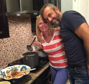 Dario Tomaselli and Anita Heidema