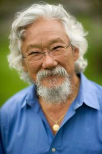 A conversation with David Suzuki - Harrowsmith