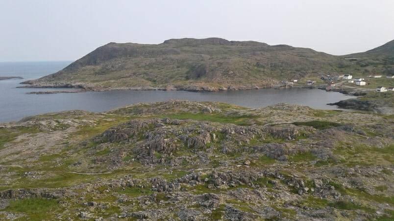 A Postcard from Fogo Island, Newfoundland