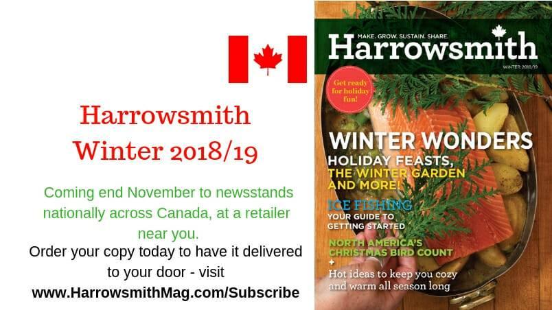 Harrowsmith Winter 2018-2019