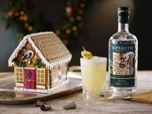 Sipsmith Gingerbread Sour