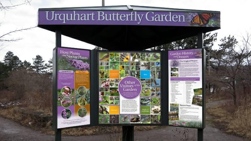 The Urquhart Butterfly Garden