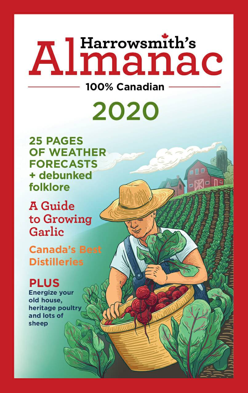 Harrowsmith Mag Fall 2019 - Almanac 2020