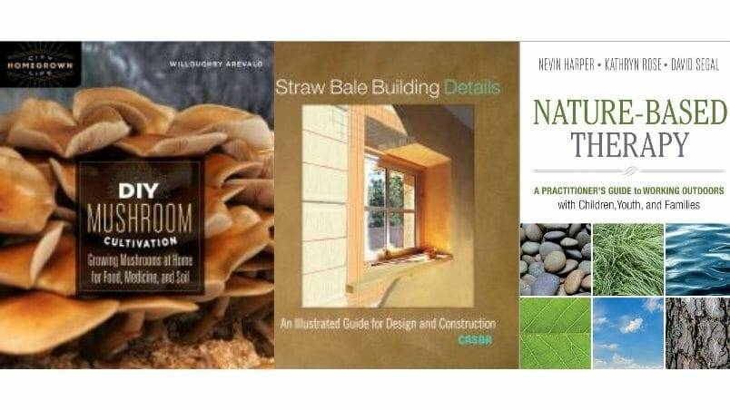 Aug 2019 FREE Books from Harrowsmith Mag