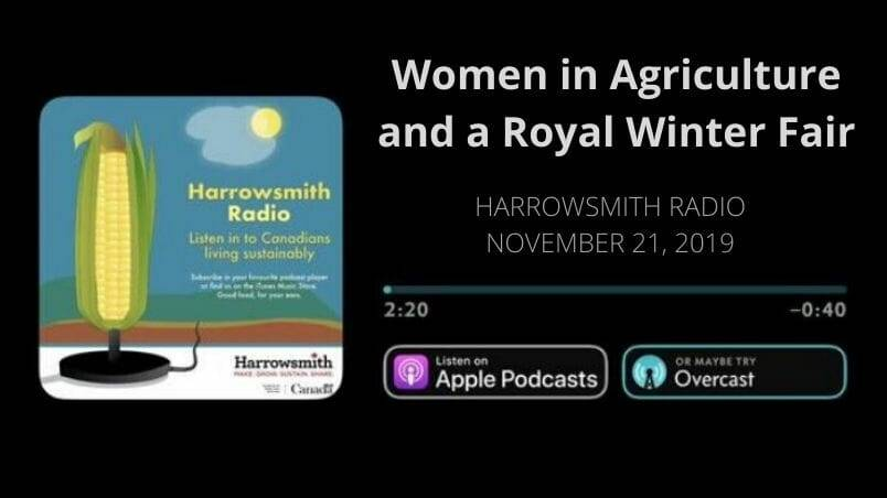 Ep 8 Women in Agriculture