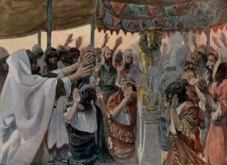 Moses's Leadership Challenge