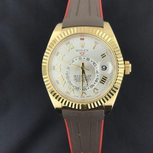 Harry Glinberg Watches - Rolex Sky-Dweller