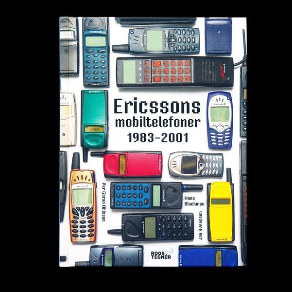 Ericssonboken – signerad av författarna (reducerat pris)