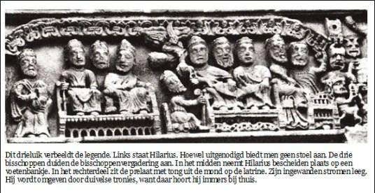 Hilarius in Seleucië