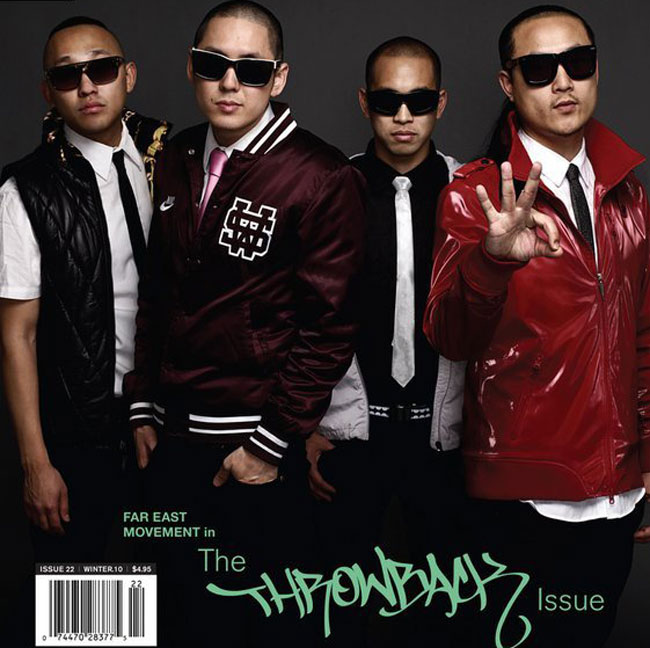 Hyphen magazine Far East Movement