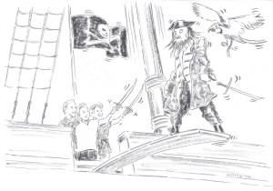 Pirate and children 2014 001