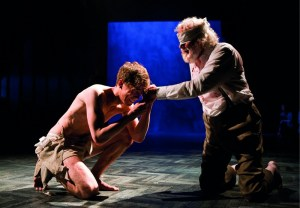 Emotions: Poor Tom and King Lear converse
