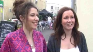 Eat Festival Interview with family