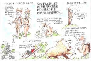 2017 01 Print Monthly Cartoon Staff training 001 LRes