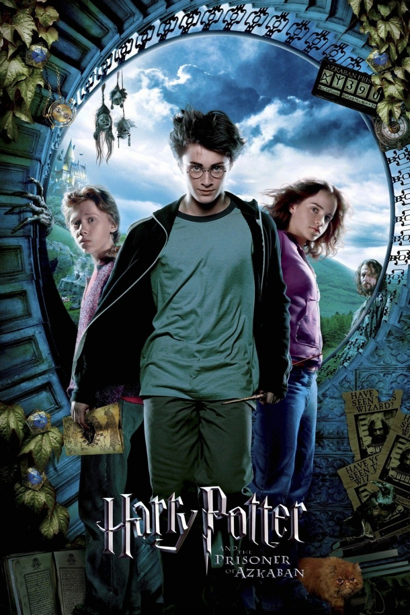Harry Potter And The Prisoner Of Azkaban Theatrical Poster