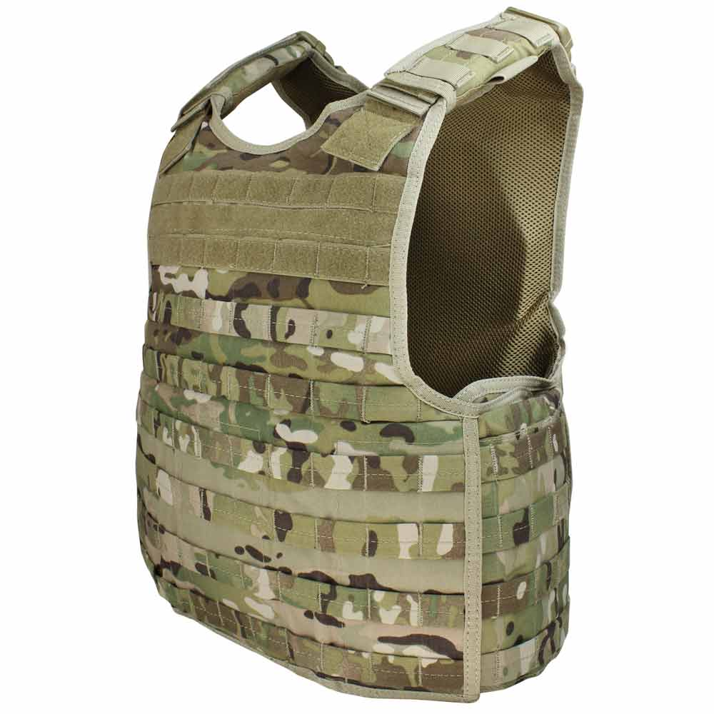 Condor Defender Multicam Plate Carrier DFPC008