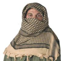 Shemagh Tactical Desert Scarf - Military Scarves