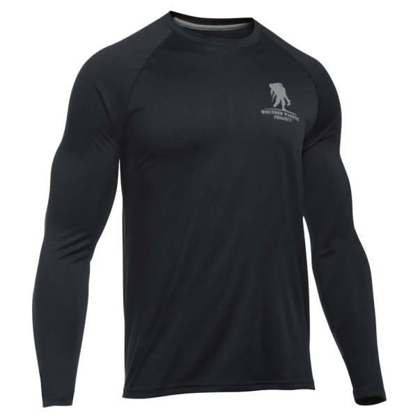 7b3ad596 Under Armour Wounded Warrior Project Shirt - Year of Clean Water