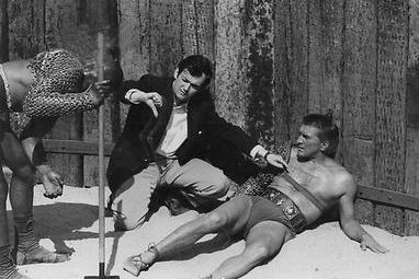 Kirk Douglas in Kubricks Spartacus 1969 ©CC
