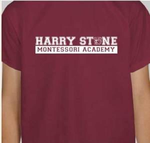 2012 Harry Stone Montessori T-Shirt