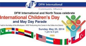 International children's day 2014