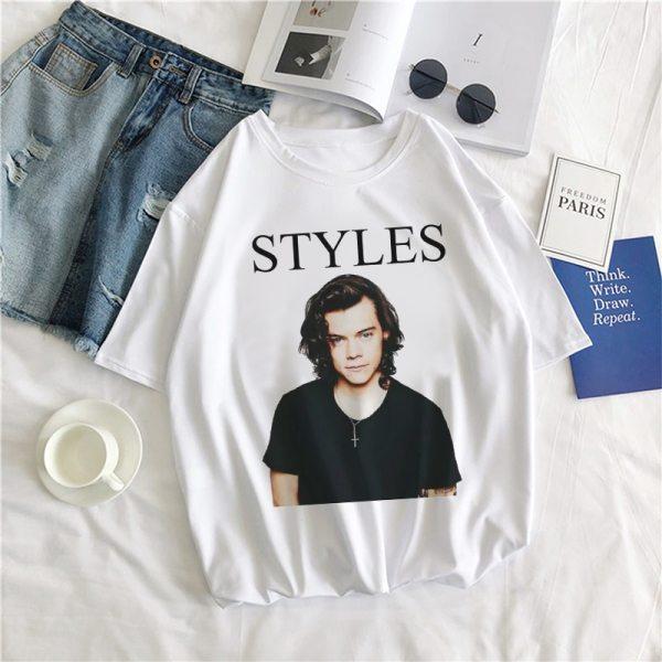 Unisex Harry Styles Graphic Tee