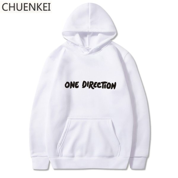 New Harry Styles Graphic One Direction Hoodie