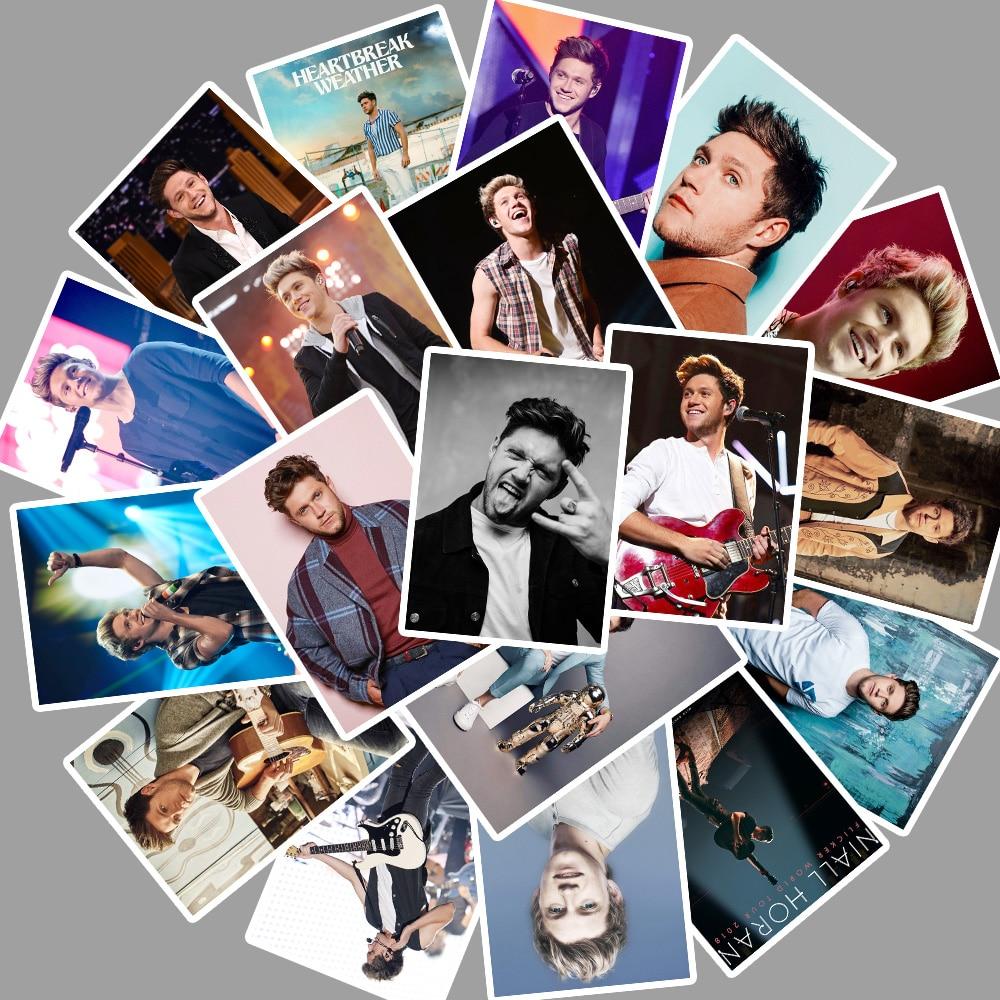 25pcs Famous Singer Harry Edward Styles Stickers