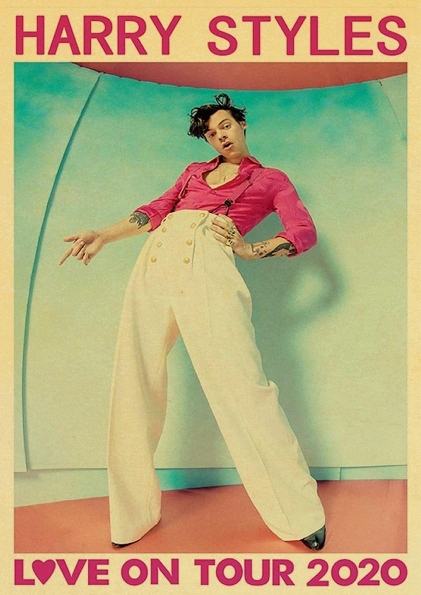 famous british singer harry styles