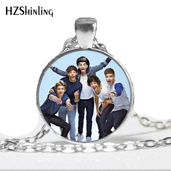One Direction Pendant Necklace