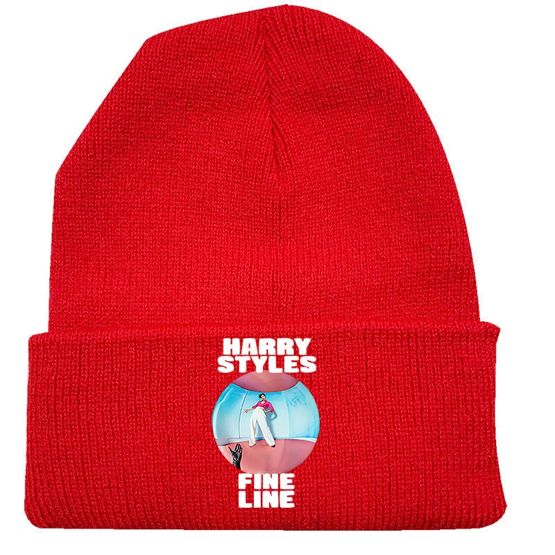 HARRY STYLES Hat Winter Hat Beanie Cotton Christmas Hat