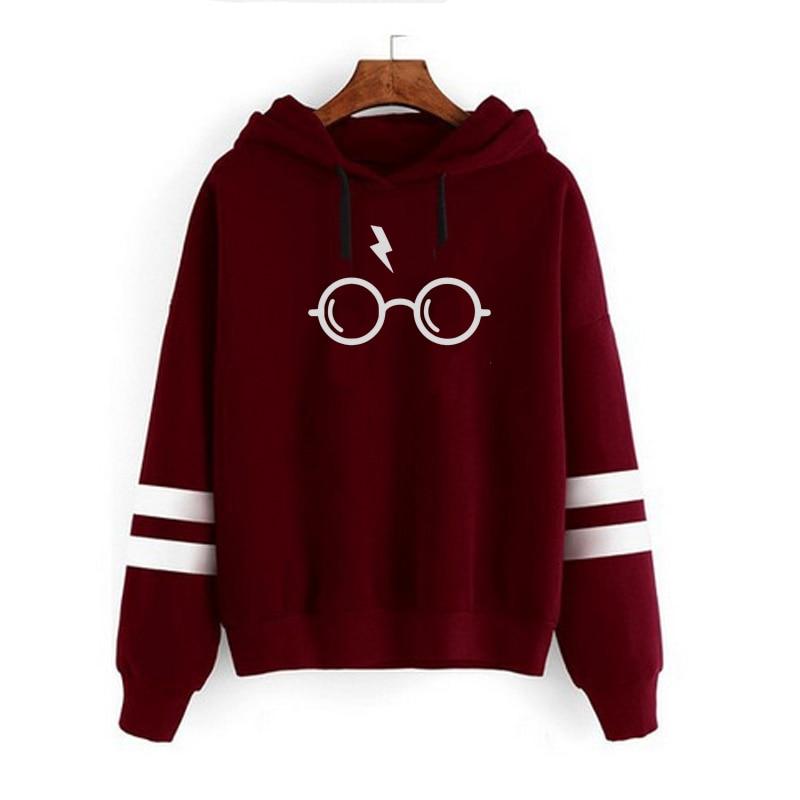 Harry Style Glasses Print Women Sweatshirt Hoodies For Woman