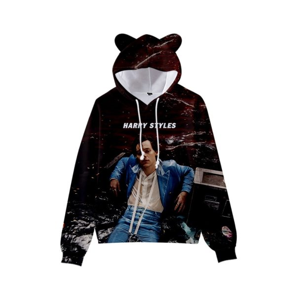 Harry Styles Hoodie Sweatshirt Cosplay Jacket For Women and Men