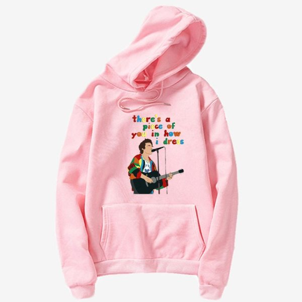 Harry Styles Lyrics Poster Print Sweatshirt Hoodie For Women's