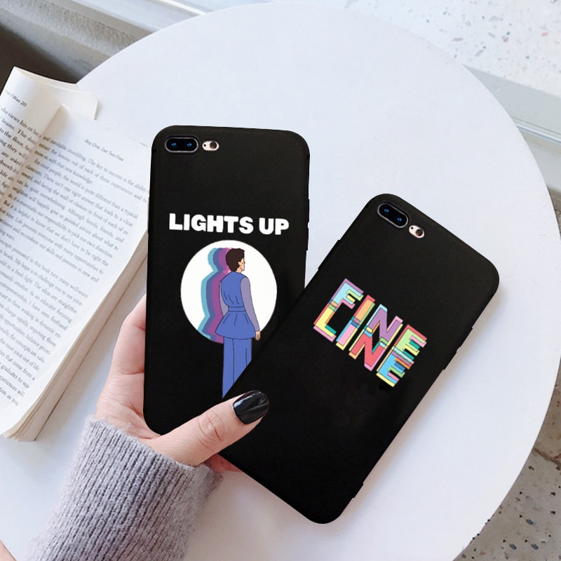 Harry Styles Love On Tour 2020 Fine Line Phone Case For iPhone 7 XR 11